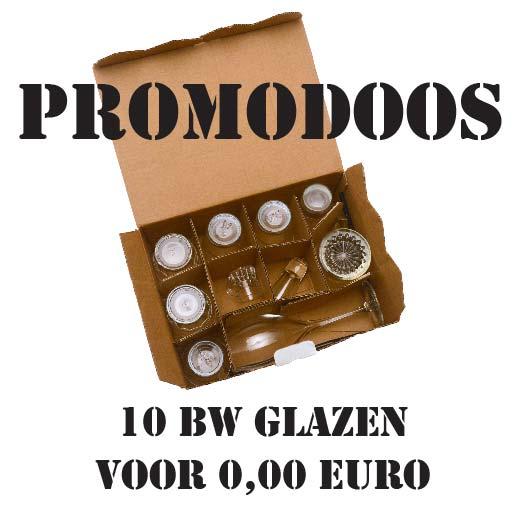 Promodoos-Bierwinst Horecaglazen