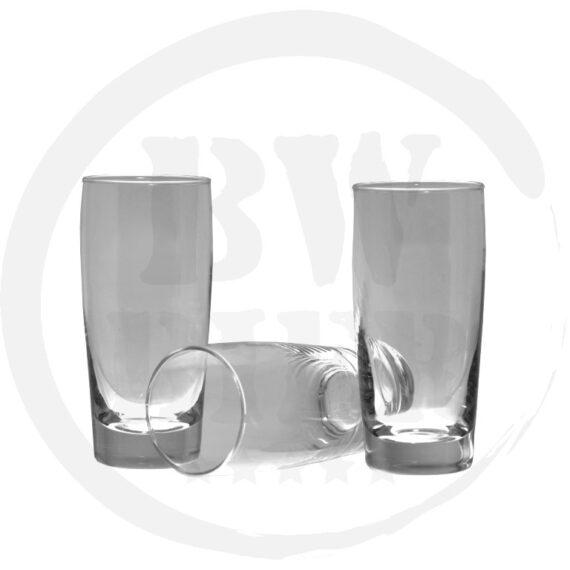 12x Fluitje 18cl - Liggend - Bierwinst Horeca Glaswerk
