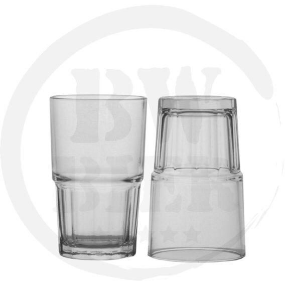 12x Longdrink (Next) 27cl. Longdrink - BW Bodem - Bierwinst Horeca Glaswerk