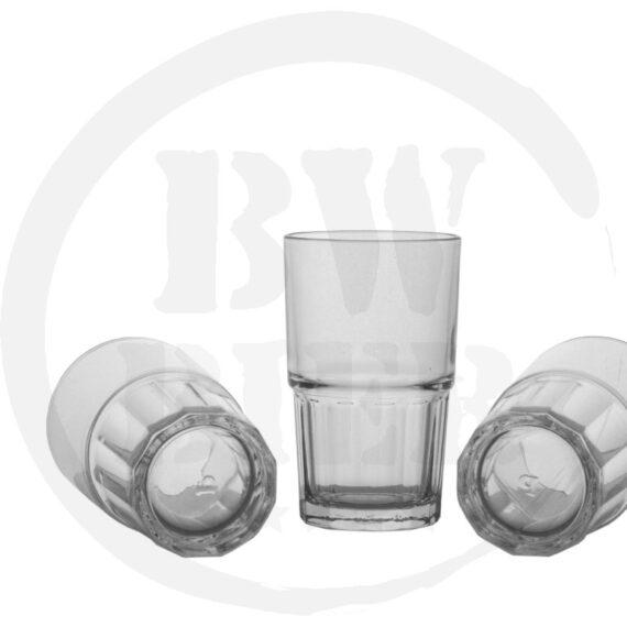 12x Longdrink (Next) 27cl. Longdrink - Frisdrankglas - Bierwinst Horeca Glaswerk