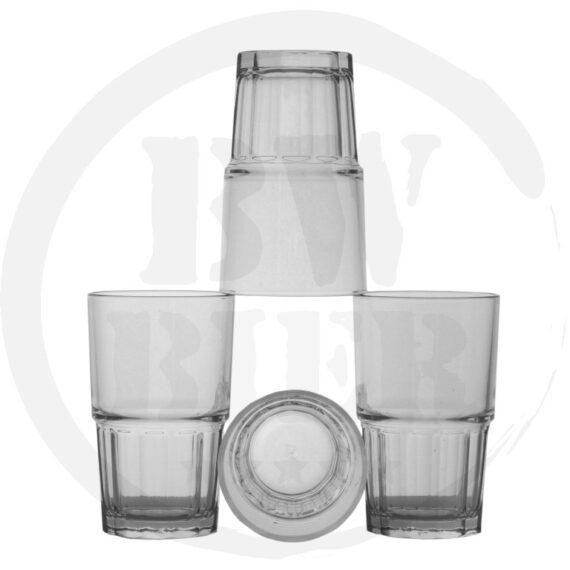 12x Longdrink (Next) 27cl. Longdrink - Groothandel - Bierwinst Horeca Glaswerk