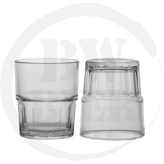 12x Spatje (Next) 20cl. Frisdrankglas - BW Bodem - Bierwinst Horeca Glaswerk