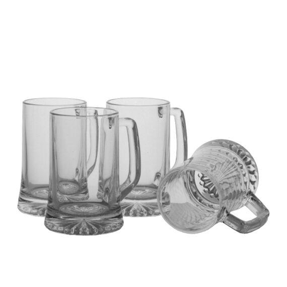 6x Bierpul 20cl. - Bierpullen - Bierwinst Horeca Glaswerk