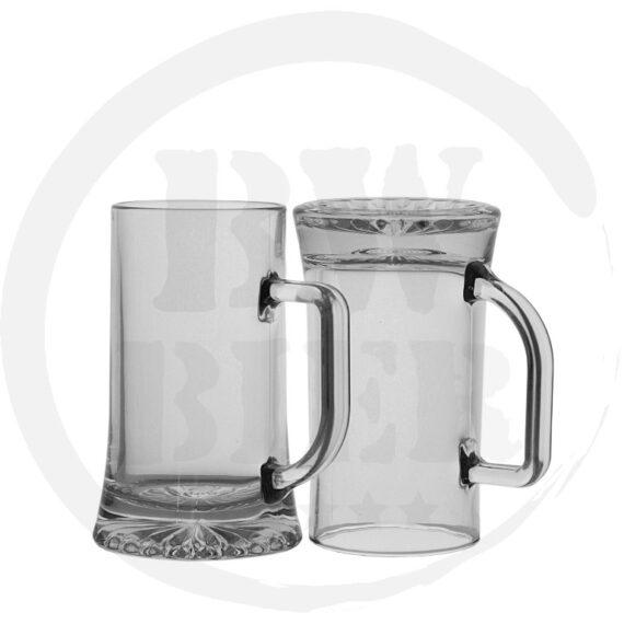 6x Bierpul 40cl. - BW Bodem - Bierwinst Horeca Glaswerk