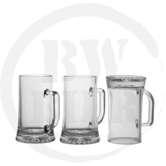 6x Bierpul 40cl. - Bierpul - Bierwinst Horeca Glaswerk