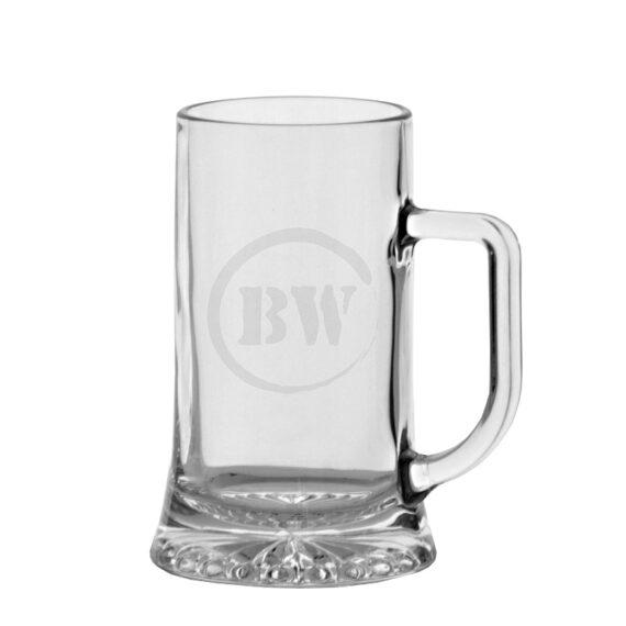 6x Bierpul 40cl. - Bierwinst Horeca Glaswerk