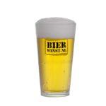 Logo 1 kleur - 12x Vaasje - Bierwinst Grote Horeca Vaasjes Bedrukken
