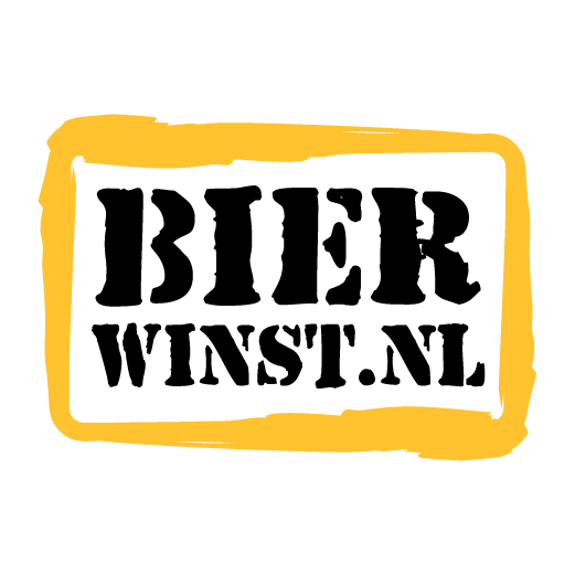 Logo 1 kleur - 6x Bierpul - Bierwinst Horeca Bierpullen Bedrukken Bestellen