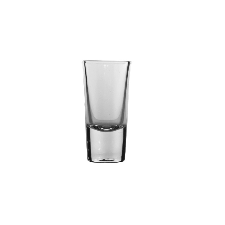150x Shotje Club Shot Glas - Bierwinst Horeca Glaswerk