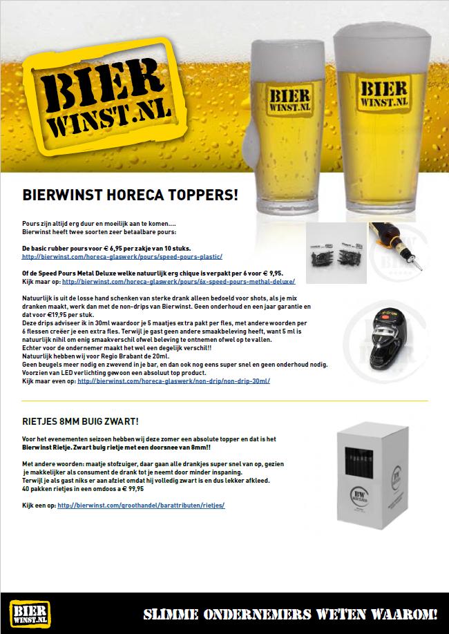 Bierwinst Mailing - Juni 2015 1-2