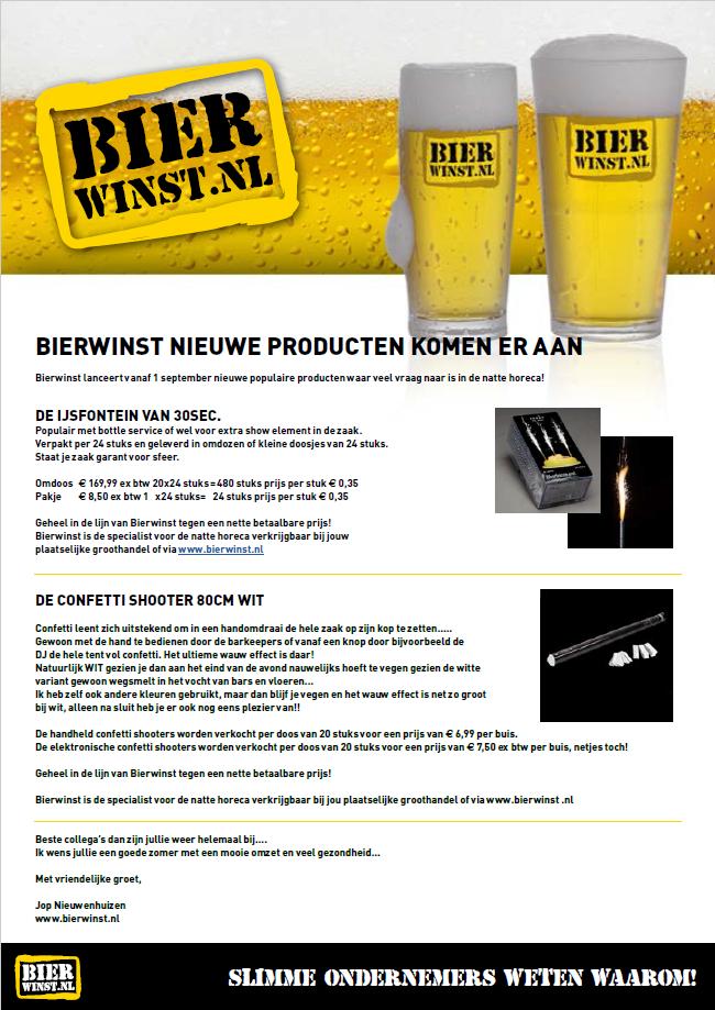 Bierwinst Mailing - Juni 2015 2-2