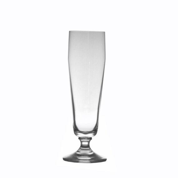 Deluxe Bierglas op voet - Bierwinst Horeca Glaswerk - 01