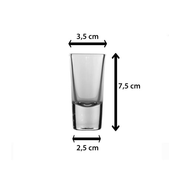 ShotglasClub-Technisch